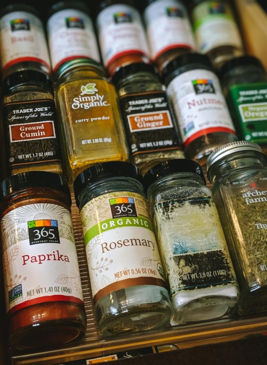 How to use spices