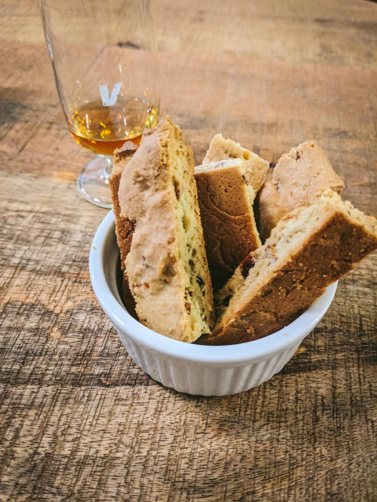 Gluten Free Biscotti | Go Messy or Go Hungry
