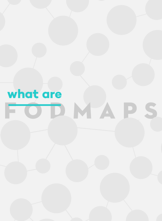 What are FODMAPS? | Go Messy or Go Hungry