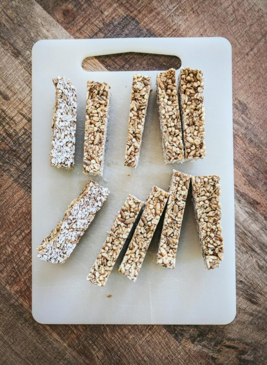 Low FODMAP Protein Bar Recipe | Go Messy or Go Hungry