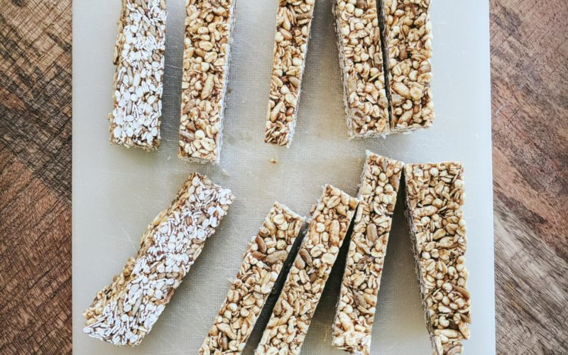 Low FODMAP Protein Bars