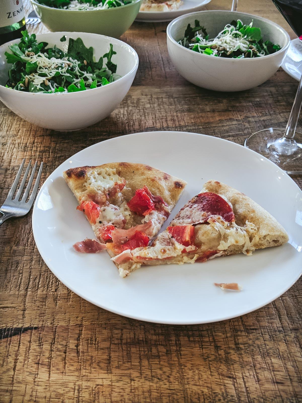 Sourdough Pizza Dough Recipe | Go Messy or Go Hungry