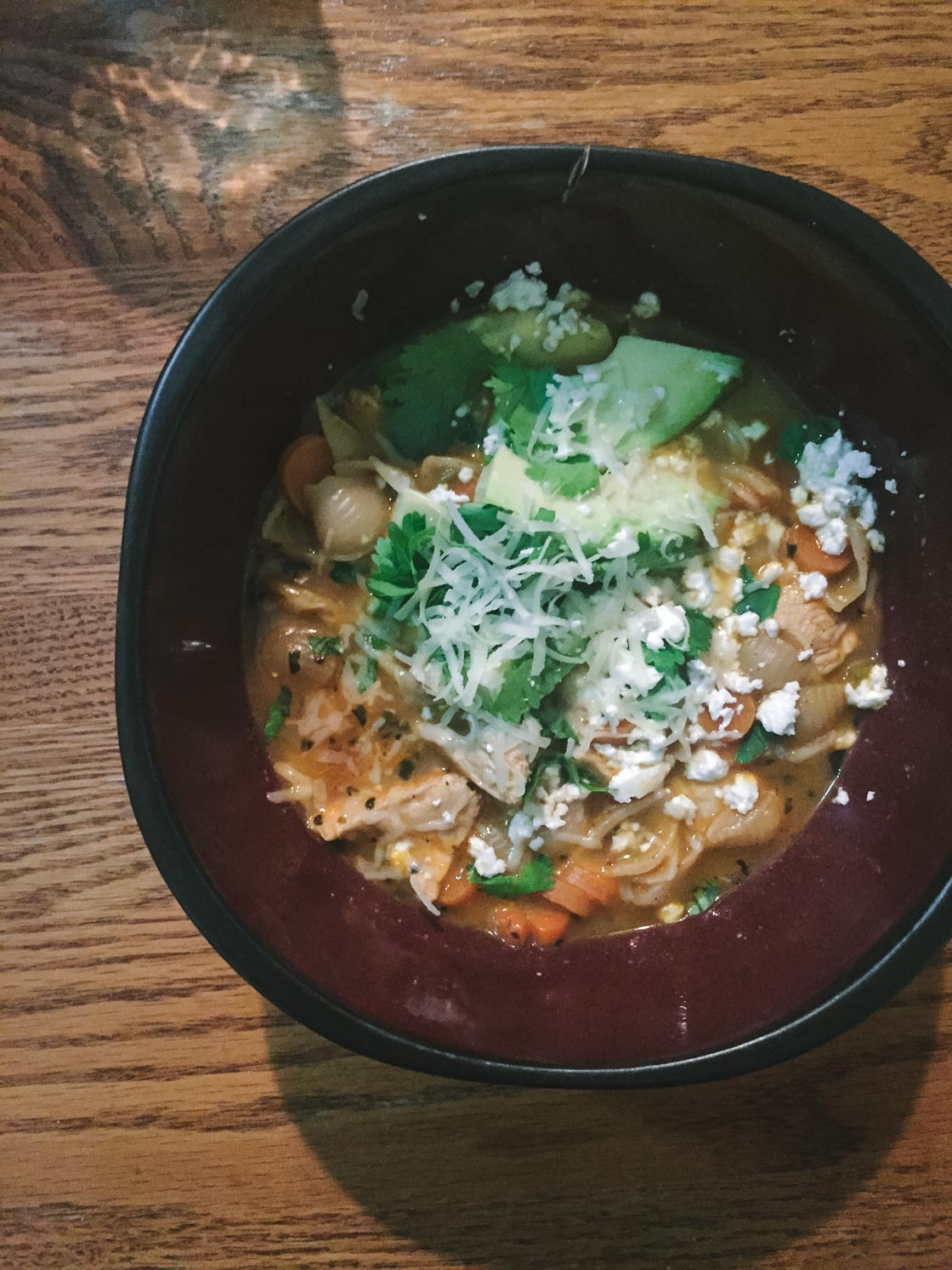 Chicken Tortilla Soup Recipe | Go Messy or Go Hungry