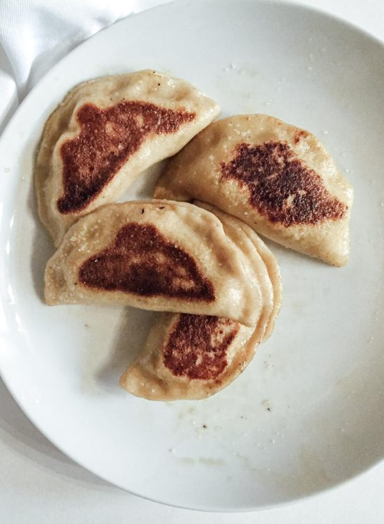 Low FODMAP Pierogies