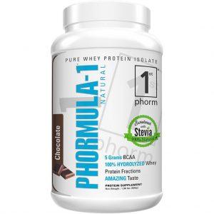 Phormula 1 Natural Protein Powder | GMGH