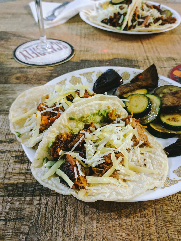 Gochujang Chile Pork Tacos | GMGH