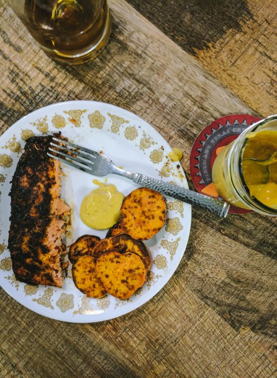 Curry Sauce with Roasted Sweet Potatoes | GMGH