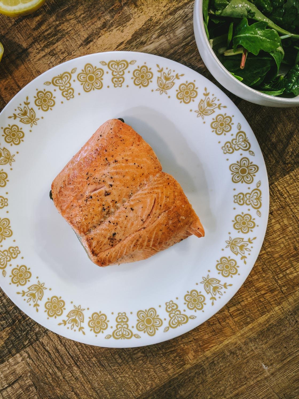 The Perfect Salmon Recipe   GMGH