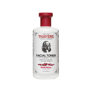 Thayer's rose petal witch hazel | GMGH
