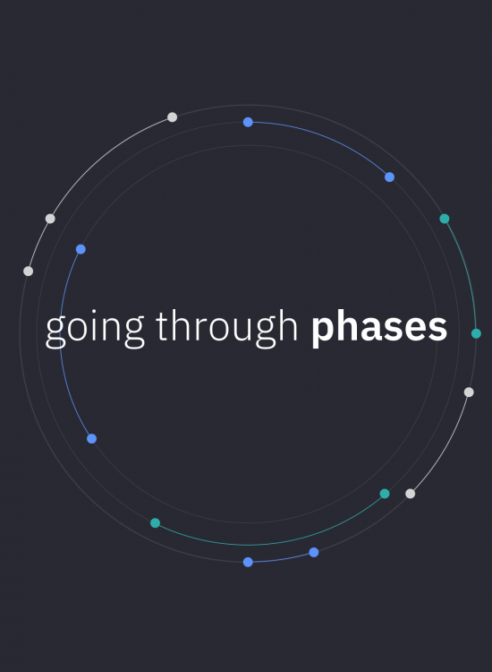 Going Through Phases | Go Messy or Go Hungry