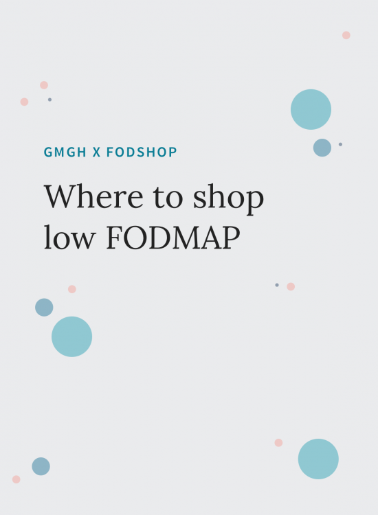 Where to Shop Low FODMAP