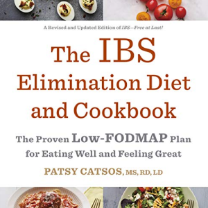 The IBS Elimination Diet and Cookbook by Patsy Catsos | GMGH