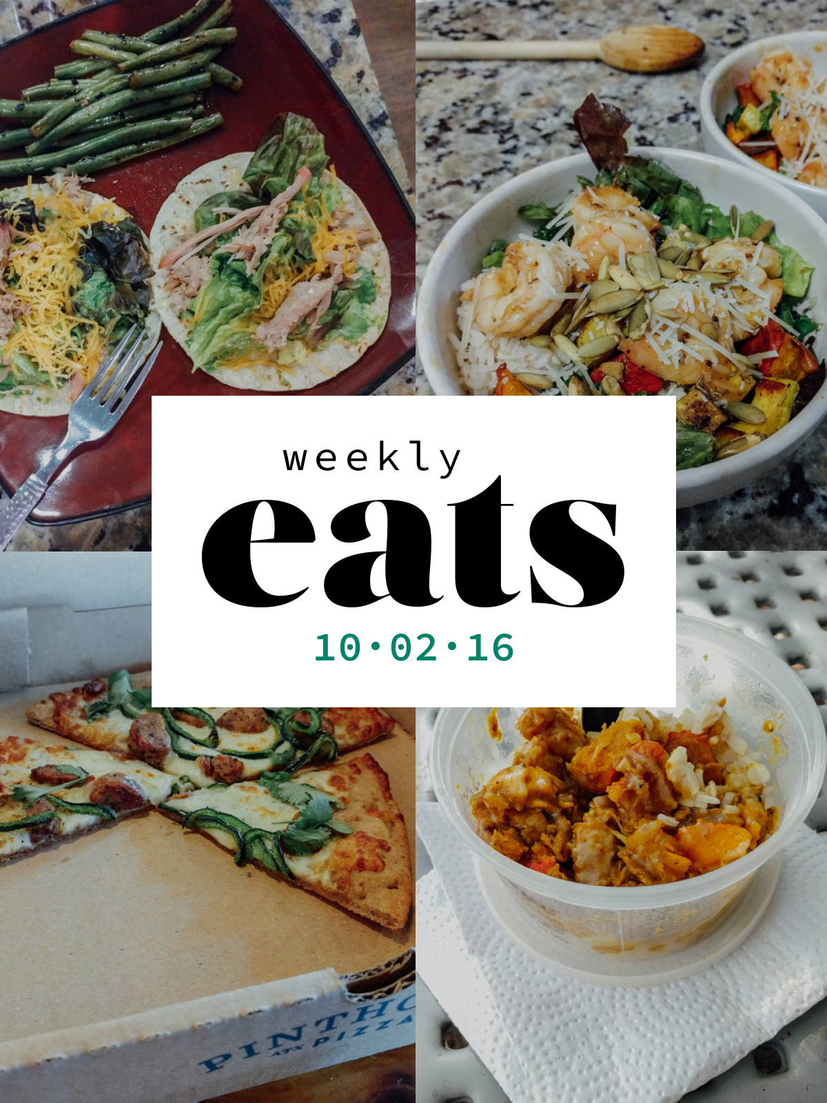 Weekly Eats – Almost Fall | Read more on Go Messy or Go Hungry