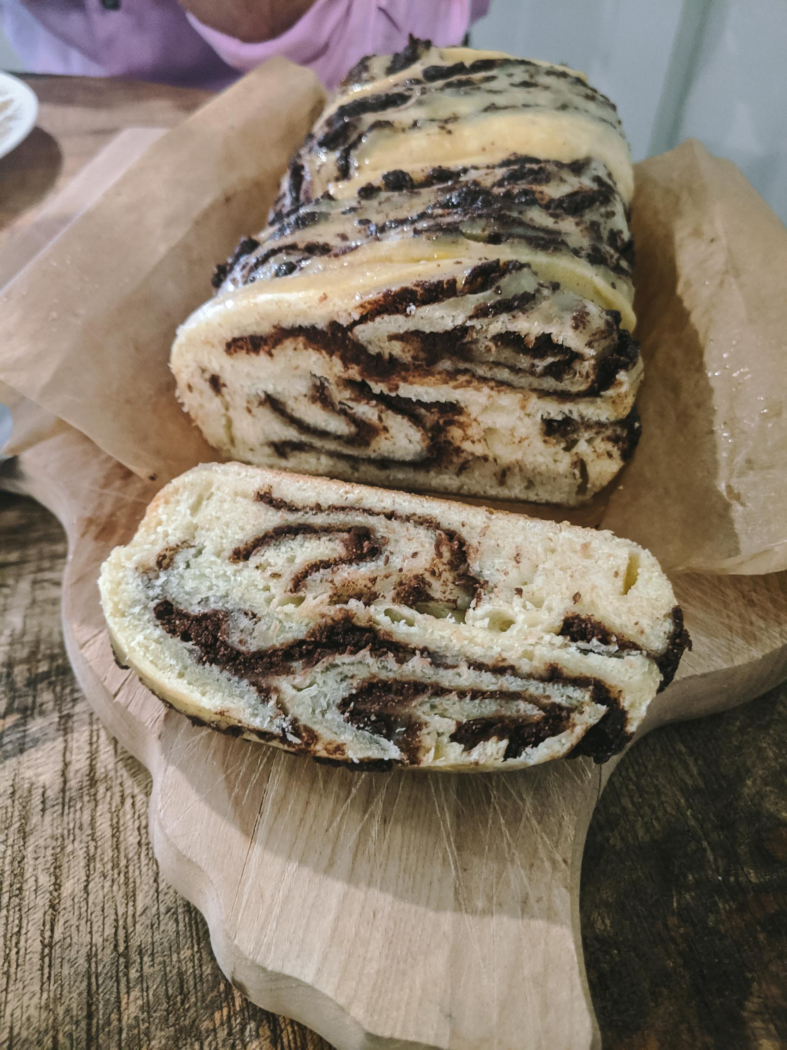 Sourdough Babka | Go Messy or Go Hungry
