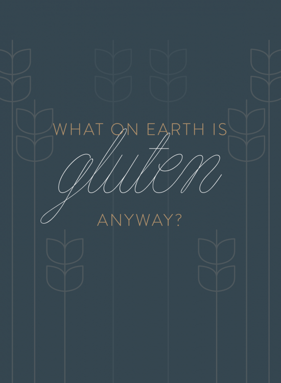 What is Gluten? | Go Messy or Go Hungry