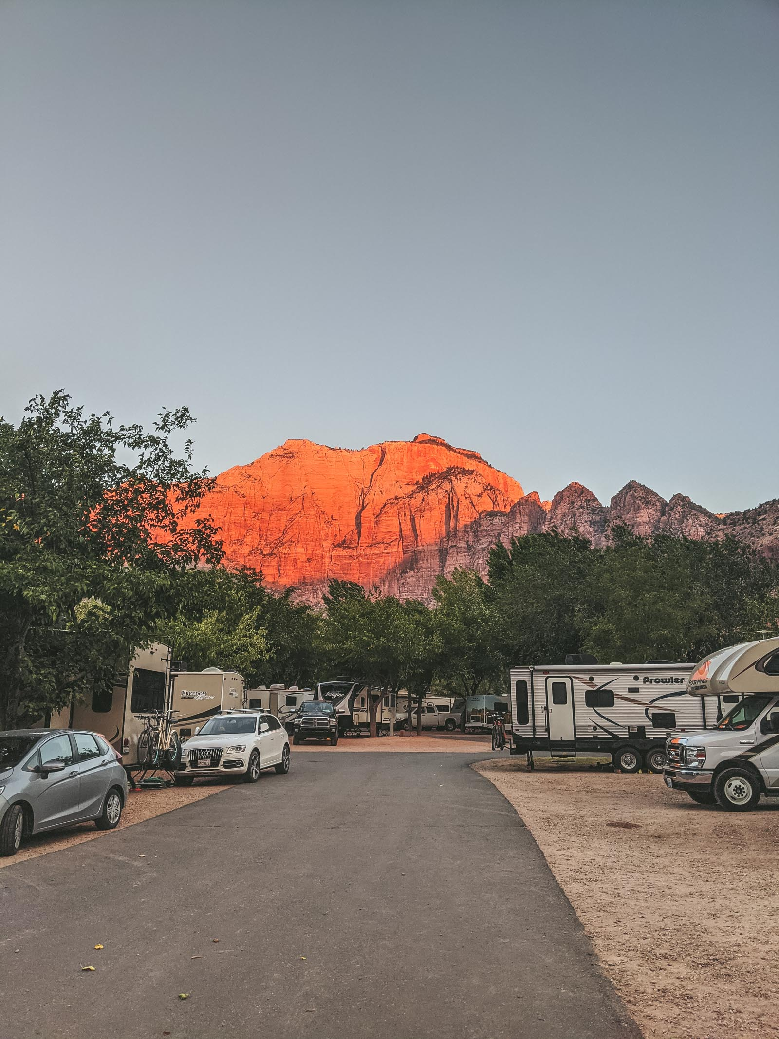 Zion National Park | Go Messy or Go Hungry