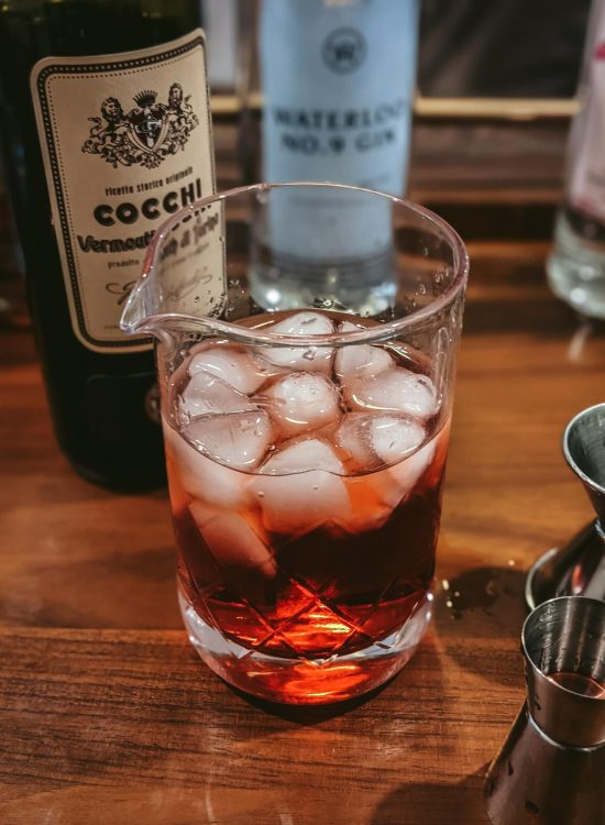 The Best Negroni Recipe