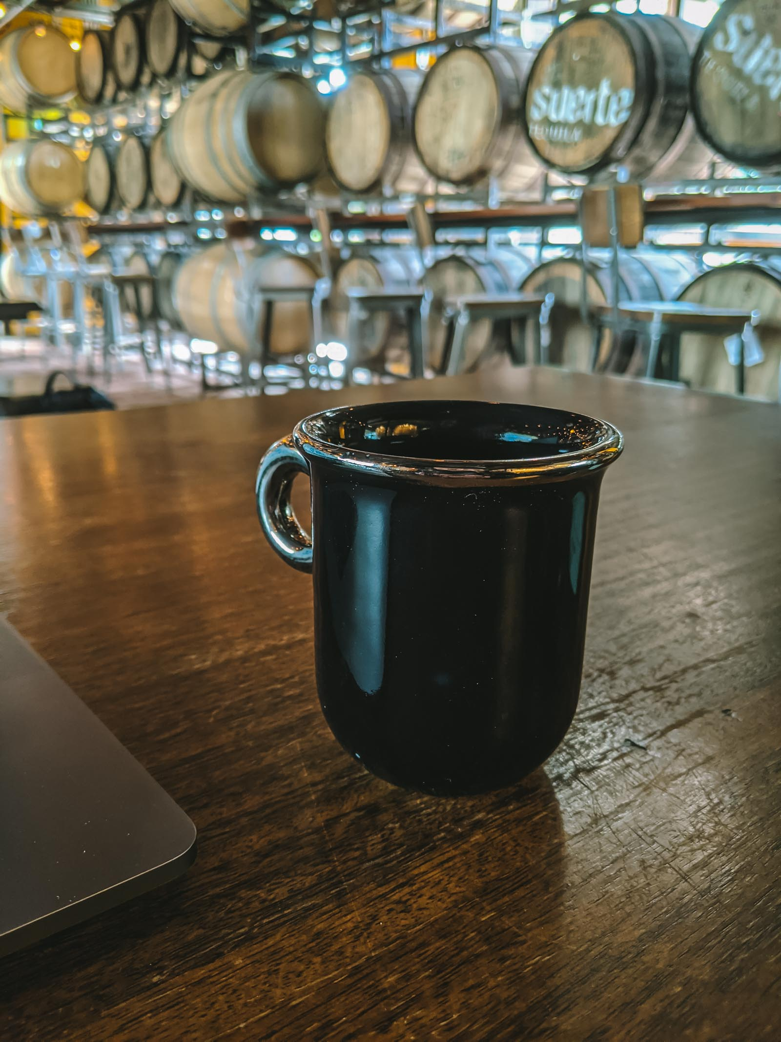 Coffee at Lazarus Brewing | Go Messy or Go Hungry