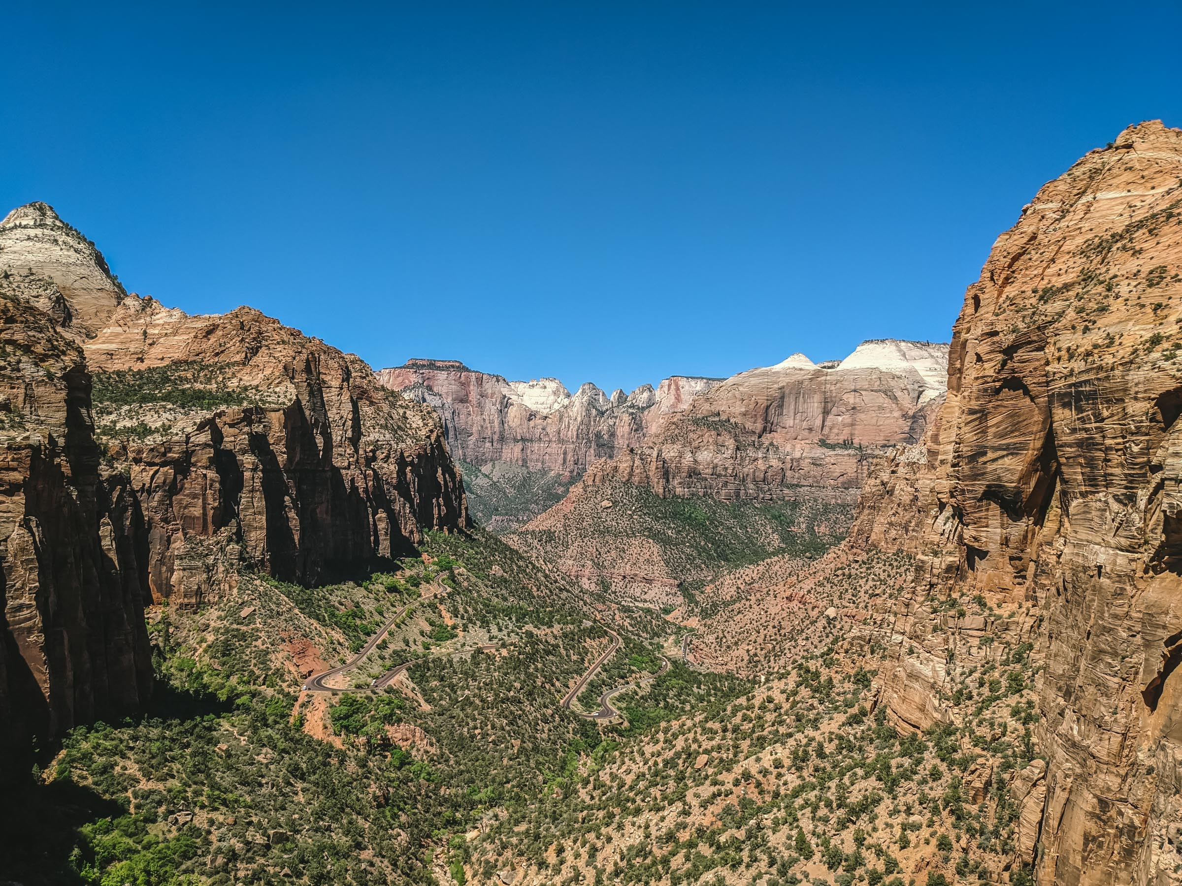 Zion Canyon Overlook Trail | Go Messy or Go Hungry