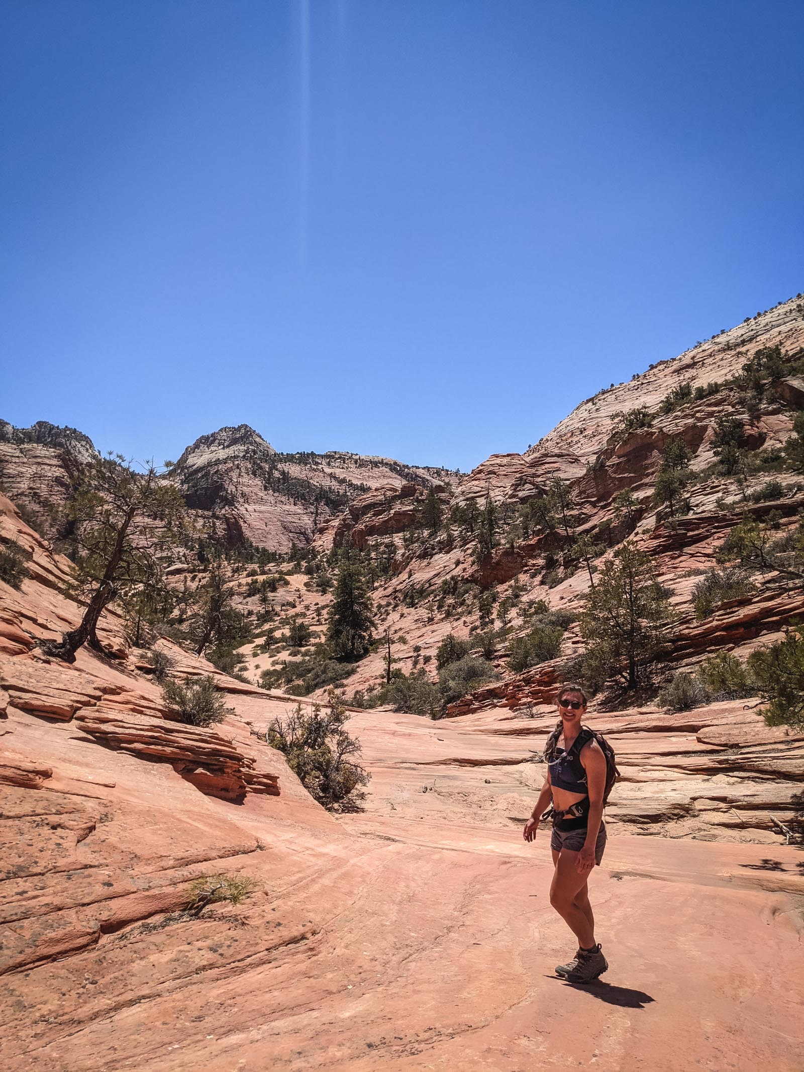 Many pools trail in Zion National Park | Go Messy or Go Hungry