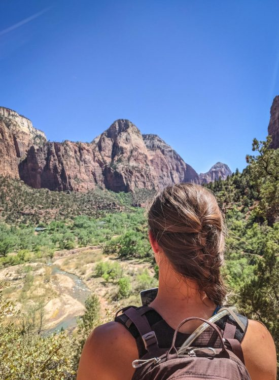 Guide to Zion National Park: The best hikes, when to visit, where to stay, and more!
